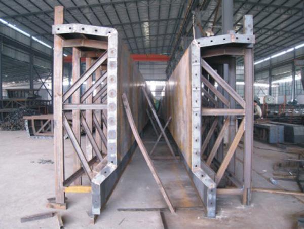 桥梁钢模板——兰州桥梁模板生产制造