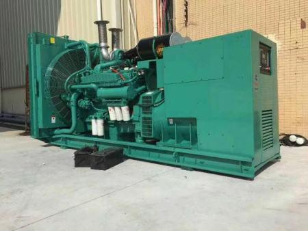 莱芜大型环保发电机出租