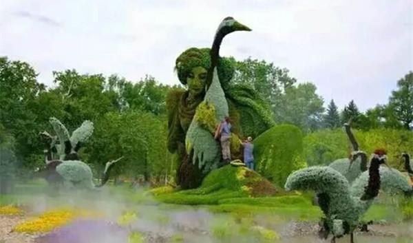 仿真绿雕价格-哪家公司做仿真绿雕比较专业