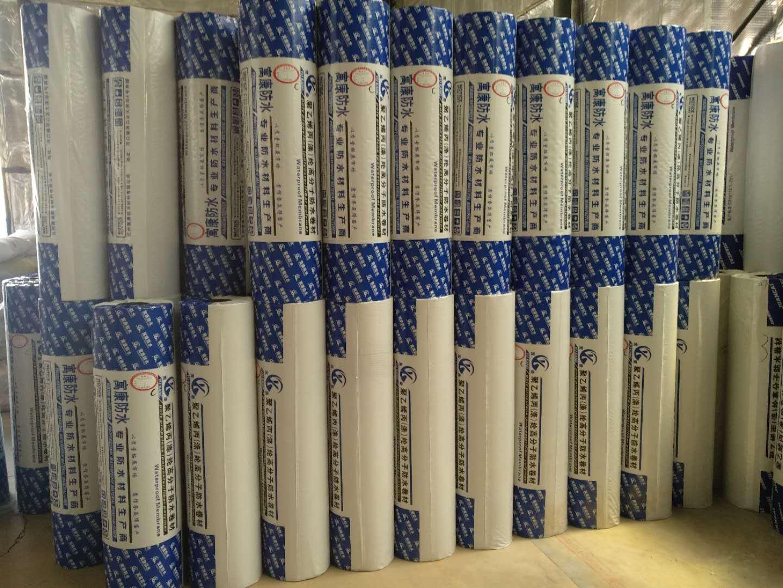 甘肅防水材料品牌前十名-質量可靠的蘭州滌綸布防水卷材火熱供應中