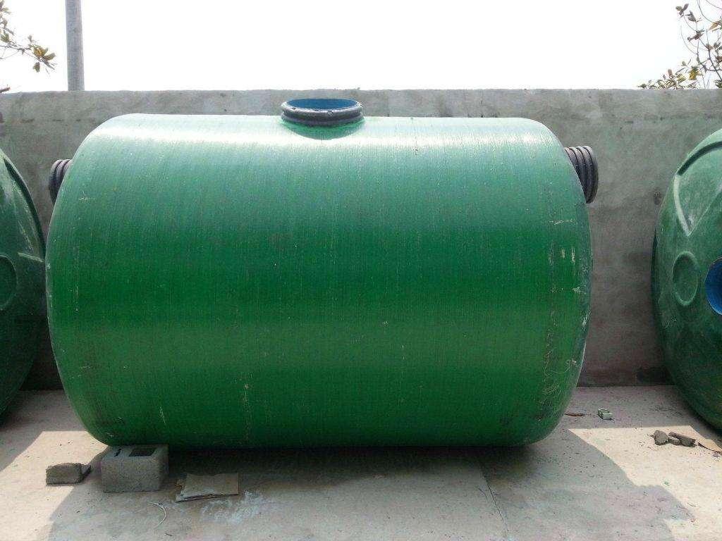 玻璃钢储水化粪池 化粪池 厂家供应