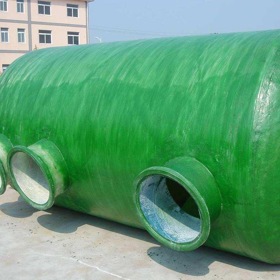 化粪池 制作工艺 地埋式玻璃钢化粪池