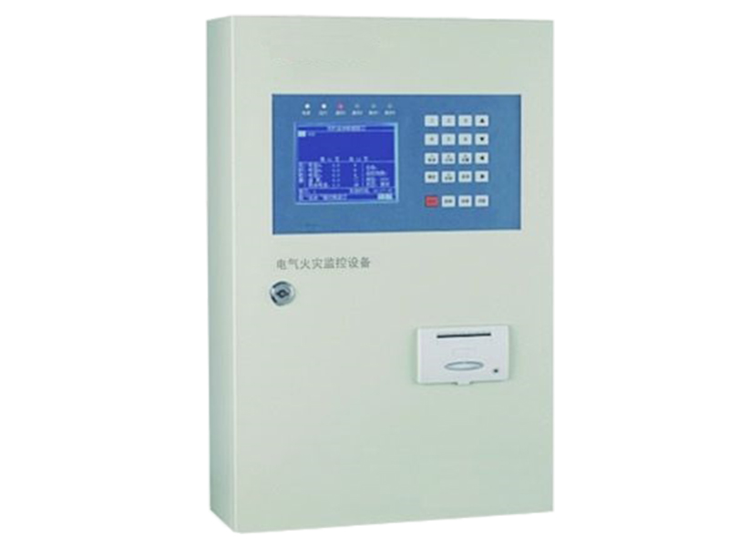 电气火灾监控系统,火灾报警控制器