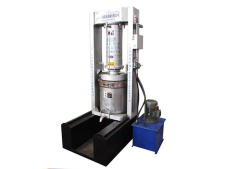 提高新型榨油机的出油率的方法
