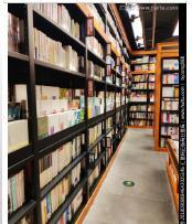 金華市圖書館書架廠家直銷-專業供應湖州圖書館書架