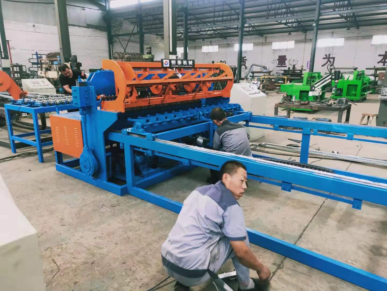 高速公路安全网排焊机煤矿支护网排焊机山西道路安全网排焊机