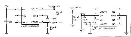 長沙電源IC廠家代理AIC1790鋰電充電芯片