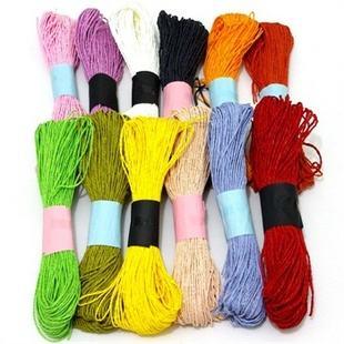 張家口彩色手挽紙繩價格|河北實用的紙袋手挽推薦