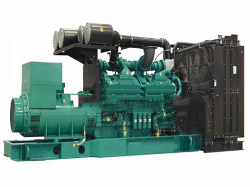 潍柴发电机销售_新品兰州康明斯发电机组市场价格