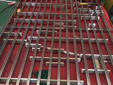 寧波不銹鋼屏風-屏風隔斷生產-不銹鋼屏風廠家