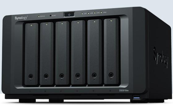 ¥ 群晖NAS存储备份服务器DS3018XS 山东代理