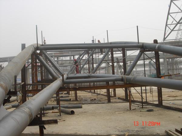 苏州钢平台报价 苏州消防钢楼梯报价  江阴钢结构厂房维护
