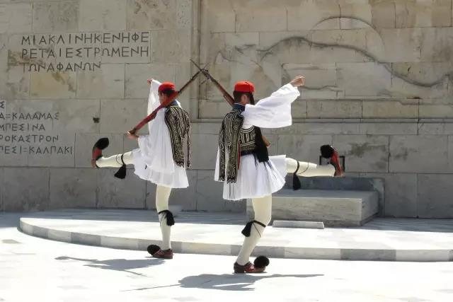6天5晚雅典+米克諾斯+圣托里尼經典漫游旅行