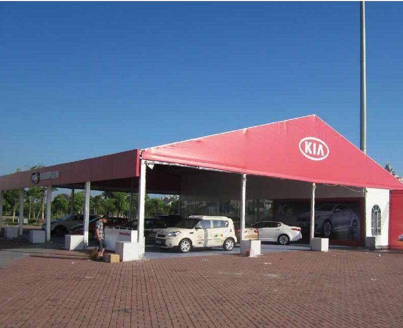 车展篷房搭建|供应品质车展篷房