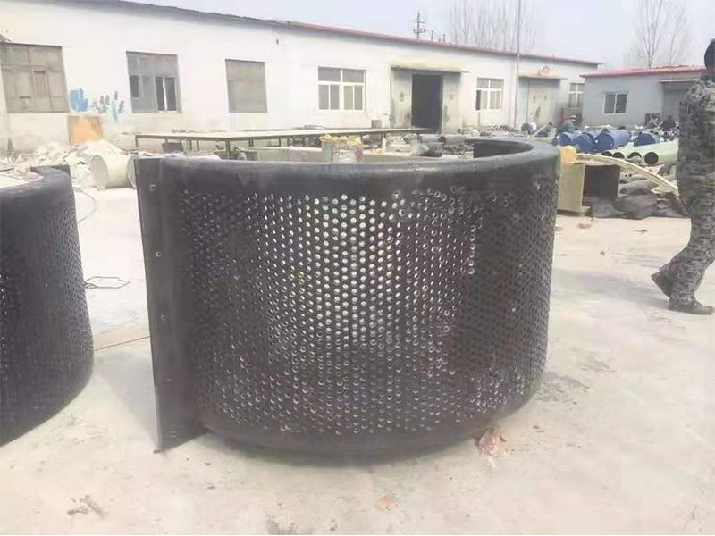 吸收塔内浆液循环泵入口滤网的设计和各种材质的厚度要求