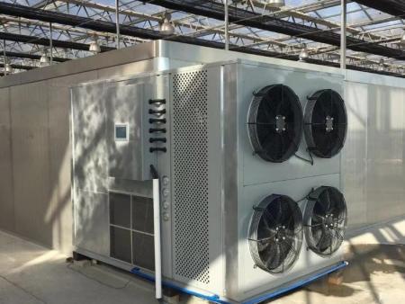 花椒烘干机价格-快烘热泵节能设备提供专业黄花菜烘干机