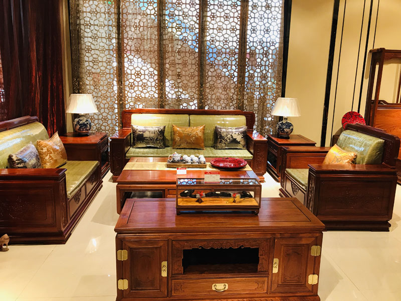 酒泉红木餐桌批发-具有良好口碑的红木家具批发商