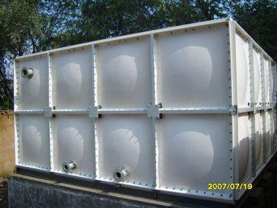 工业专用玻璃钢水箱