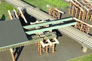 高端的桥梁工程动画,想找设计新颖的桥梁工程动画设计,就来艺源动画
