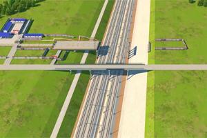 可信赖的江苏桥梁工程动画设计公司 各类桥梁工程动画
