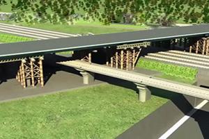 服务周到的桥梁工程动画,徐州哪里有提供高水平的桥梁工程动画设计