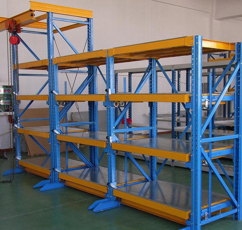 淄博模具式货架批发,山东知名的聊城模具抽屉式仓储货架供应商