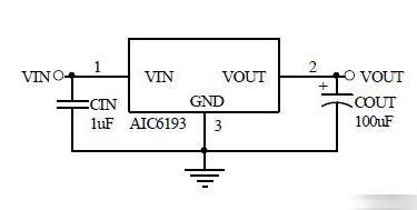 珠海AIC6193高端电源开关USB模拟开关找凯特瑞