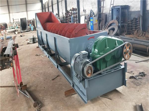 螺旋式洗沙机厂-潍坊市质量较好的螺旋式洗沙机_厂家直销