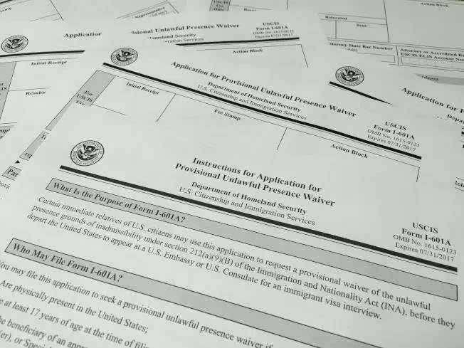 華人出國公司專場:美國移民簽證豁免申請條件和流程