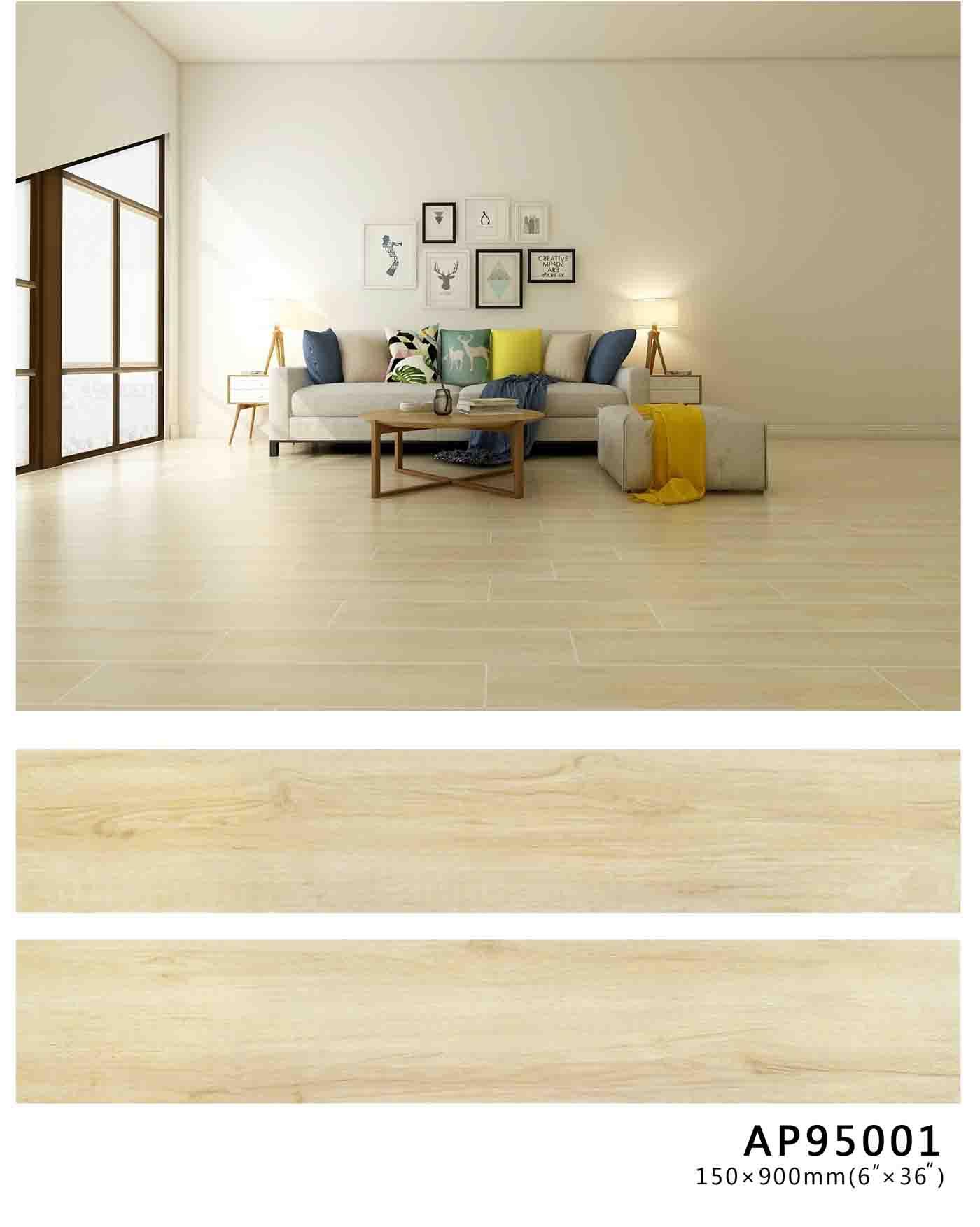 玉金山釉面木纹地砖-贵州柔光木纹地砖-木纹地板砖厂家A