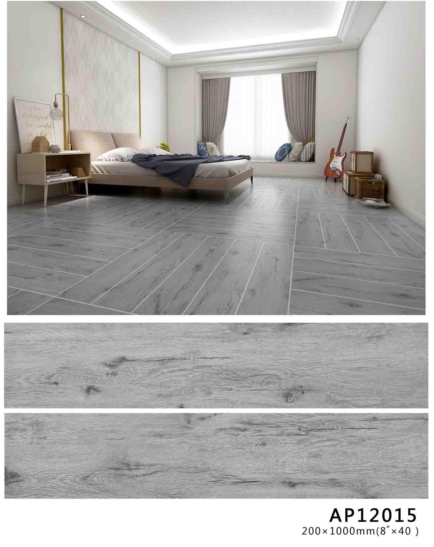 复古客厅木纹地砖招商-贵州木纹地板砖招商-玉金山陶瓷A