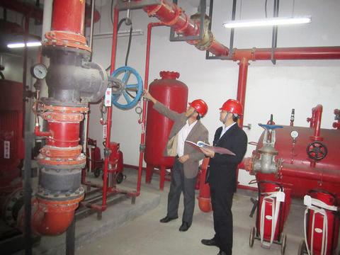 泉州消防水箱厂家供给直销-君安消防供给不锈钢消防水箱