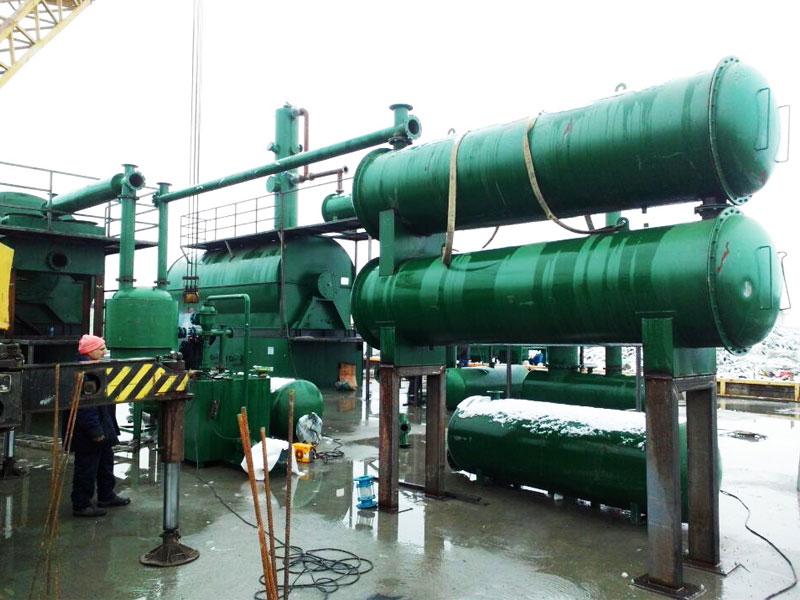 小型废机油再生设备低价出售-新乡市华音再生能源设备供应价位合理的小型废机油再生设备