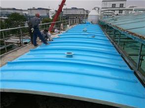 玻璃钢污水池圆形盖板