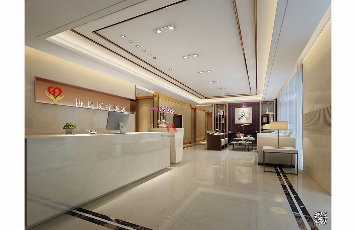 深圳医疗会所室内设计