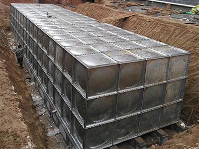 菏澤BDF地埋式水箱|江蘇BDF地埋式生活水箱供應