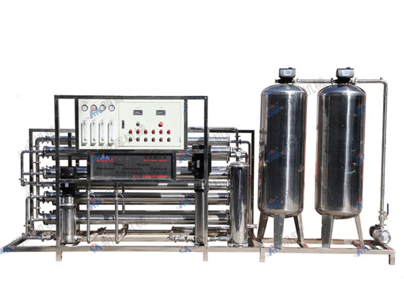 反滲透去離子水設備供應商(微笑服務)反滲透水處理設備報價