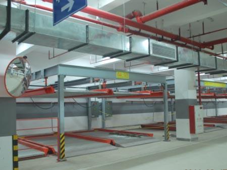 甘肅立體車庫_有信譽度的蘭州立體車庫廠家就是飛越新能源科技