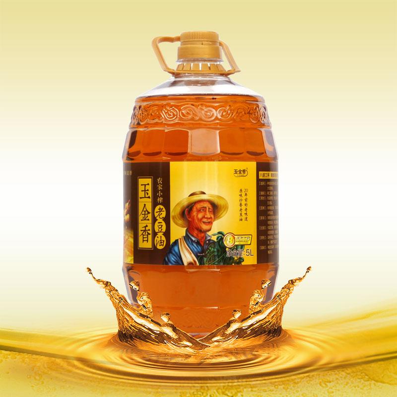 非转三级大豆油