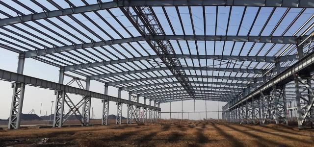 西藏二手钢结构转让,二手钢结构销售—宁夏尚景建筑