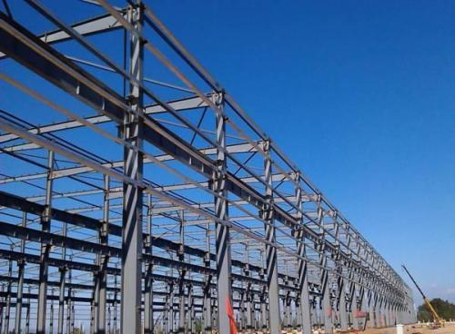 银川二手钢结构转让,银川二手钢结构厂家,银川尚景建筑