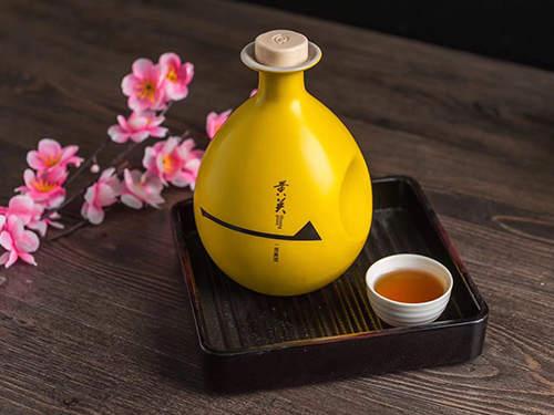 成都壇裝黃酒代理_知名的四川黃酒廠家是哪家