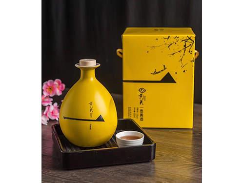 武汉糯米黄酒招商加盟-知名的湖北黄酒厂家当属黄关黄酒
