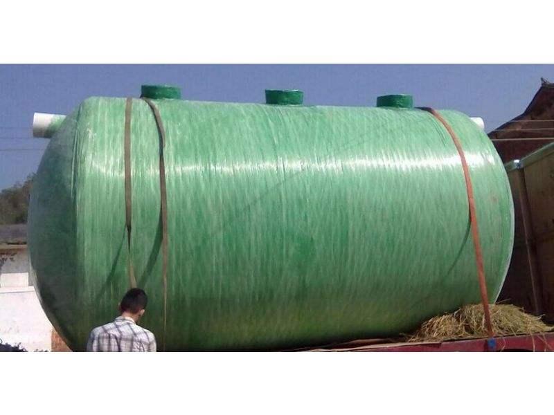 江苏玻璃钢缠绕化粪池供应_哪里有卖玻璃钢缠绕化粪池