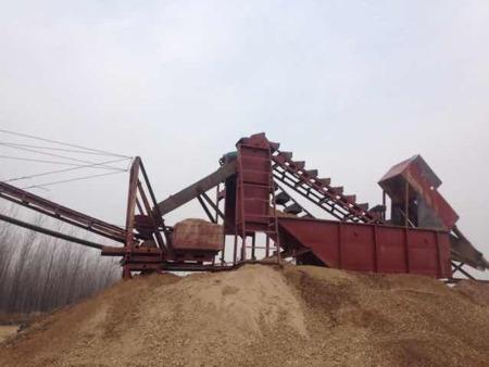 制砂洗沙機多少錢一臺-專業的洗沙破碎機推薦