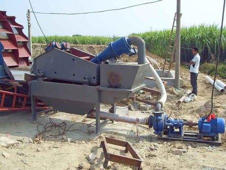 广州细沙回收机厂家-质量好的细沙回收机在哪可以买到