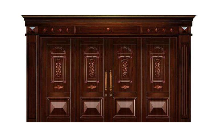 四开铜门,广西铜门制造厂