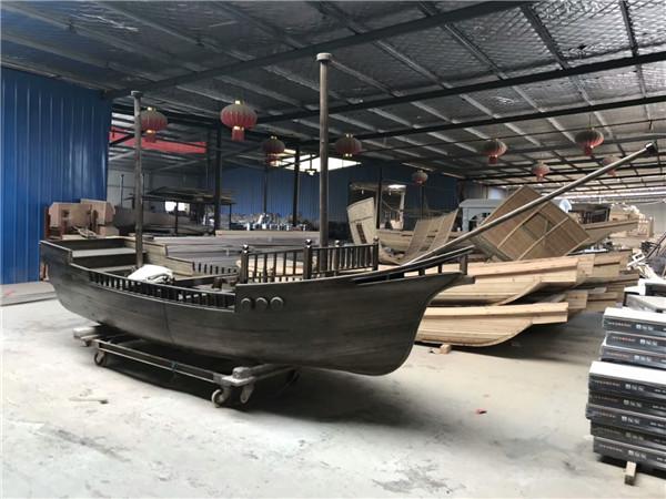 滁州园林加勒比海盗船厂家_可信赖的景观船供应商