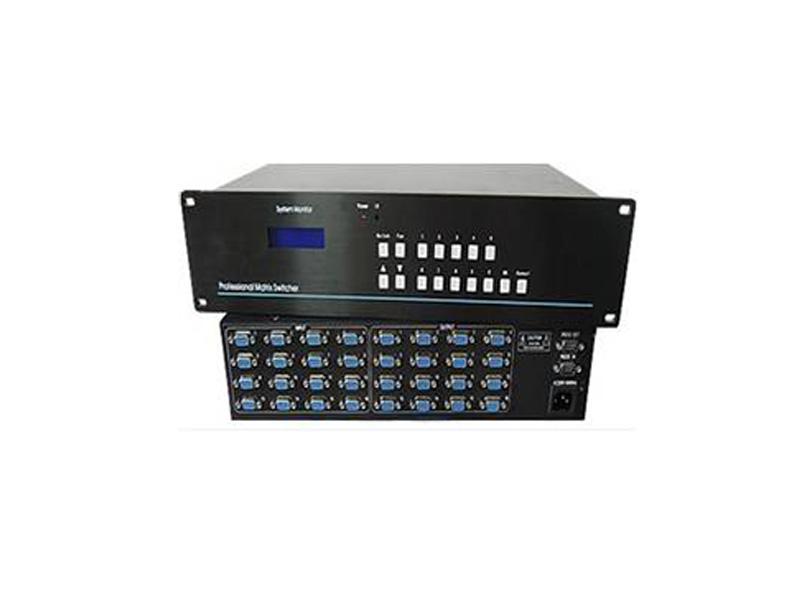 销量好的VGA矩阵切换器出售 广东矩阵切换器厂家批发
