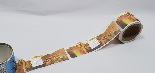 印刷排版-哪里有卖口碑好的透明不干胶